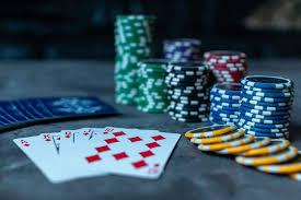 Playing at Casino Mountain